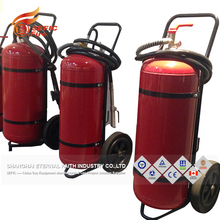 Green power fire extinguisher empty bottle general fire extinguisher parts