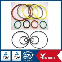 Manufacturer Supply Rubber Washer/Rubber Ring/Flat O-Ring