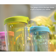 Promotional Gifts New Creative Sports Double Wall Plastic Tumbler