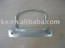KEL-02 rolling gate handle iron handle for rolling shutter gate