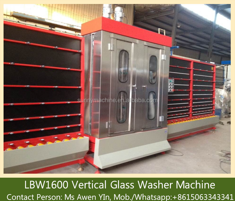 Vertical Glass Washing Machine/Insulating Glass Machine