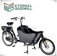 E trikes electric cargo bike bicycle 26inch cargo bike/cargo tricycle bike/bakfiets electirc tricycle cargo bike UB9015E