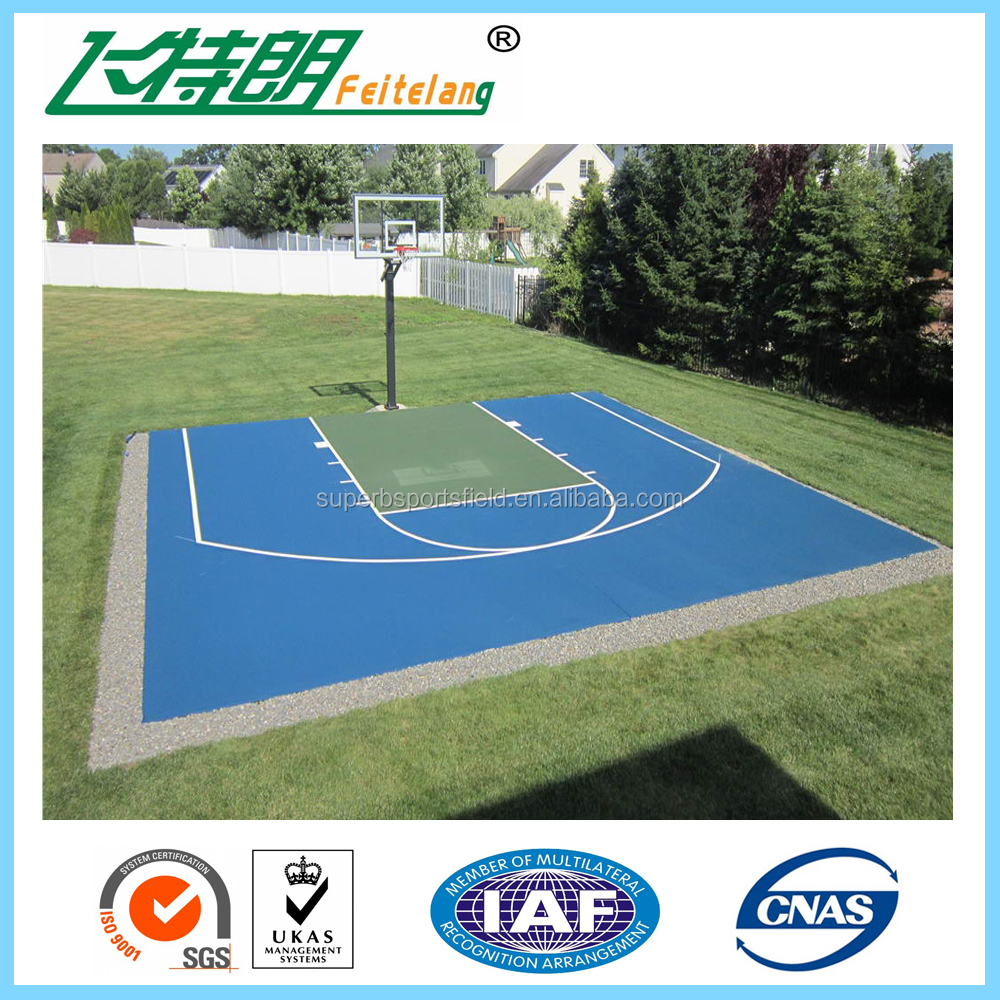 High Quality Portable Basketball Court Sports Flooring