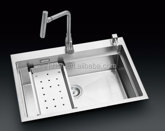 Topmount Drop 304 Stainless Steel Kitchen Sink