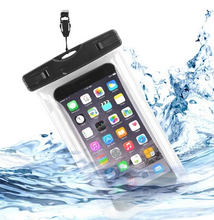 For iPhone 6 6S Waterproof Cell Phone Pouch,Pvc Swimming Dry Smartphone Waterproof Bag 5.5