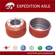 Light weight casting iron bus brake drum