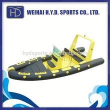 High Quality Customized Inflatable Rubber Motor Boat