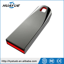 Top Selling Custom Memory Drive 128mb 2gb 4gb 8gb USB 3.0 Metal Case USB Stick
