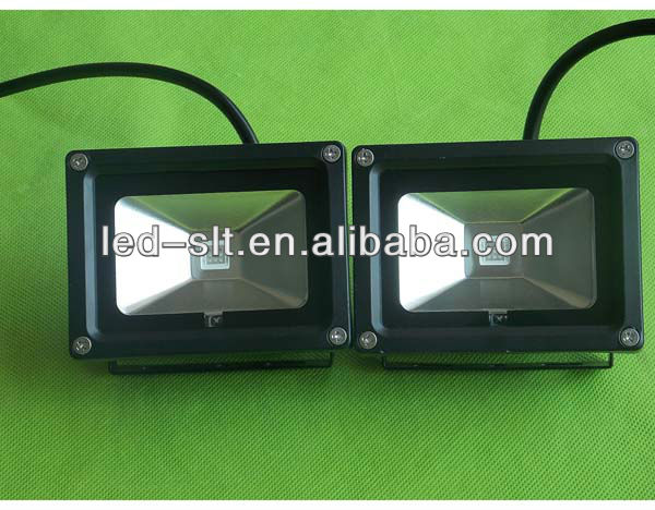 IES Favorable Price for Bridgelux IP65 Outdoor 10w in-ground floodlights IP65 90-264V/12V/Motion Sensor/RGB CE/RoHS/UL