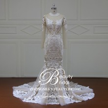 XF16101 latest design sexy boho dress for wedding mermaid bridal dress