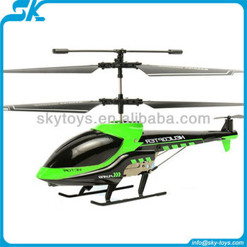 3.5ch alloy infrared control helicopter ghost S810 helicopter