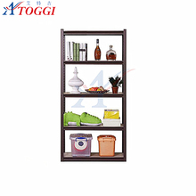 adjustable slotted metal iron rack,good display supermarket angle steel rack