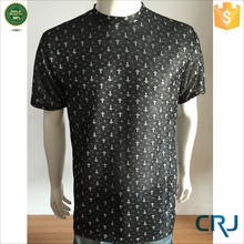 Factory customed 100% cotton t-shirt in europe for man