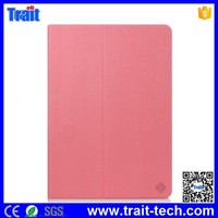 New arrival Leather Case for iPad Air 2, Factory price smart tablet cover case for iPad Air 2