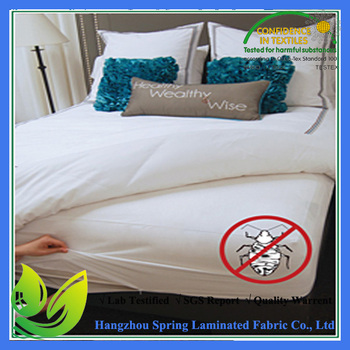 anti-dirt breathable waterproof mattress cover eastern king