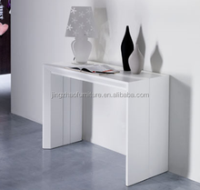 extension console table