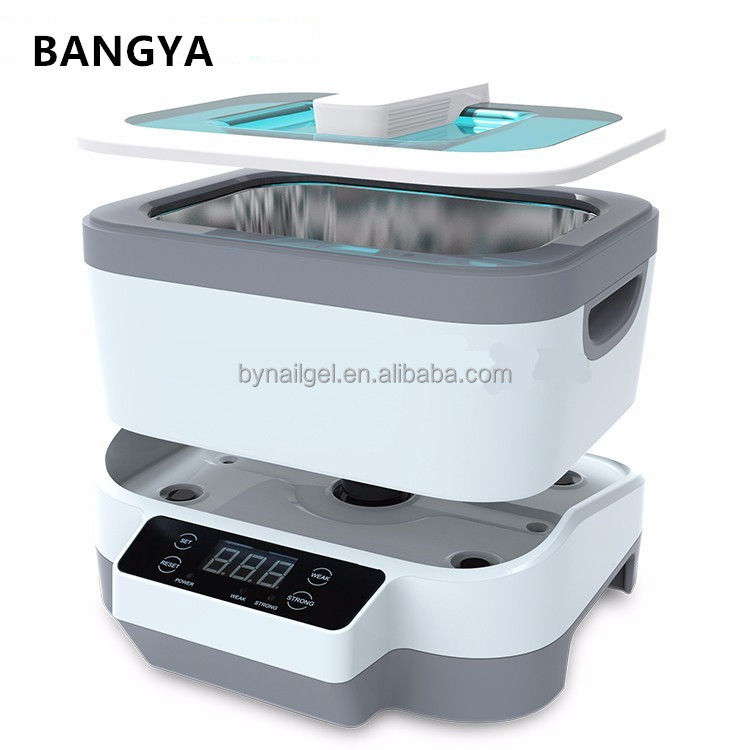 BY-1200 Detachable 35W /70W Ultrasonic Cleaning Jewelry Digital Ultrasonic Cleaner With CE