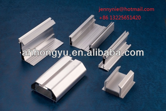 Aluminum profile,6000 series,high quality with low price