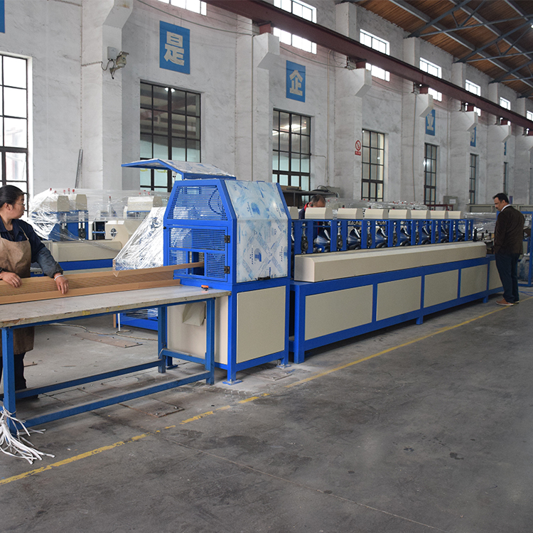 2mm thickness Pneumatic control paper edge protector production line