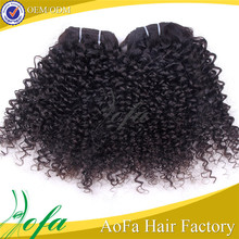 free shipping natural color overseas hair