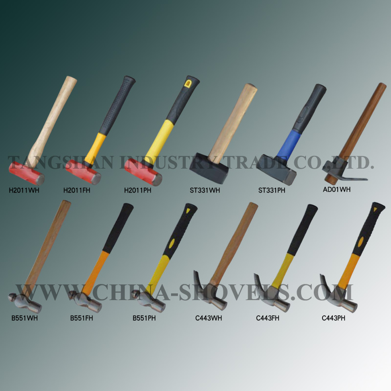 Rubber mallet sizes