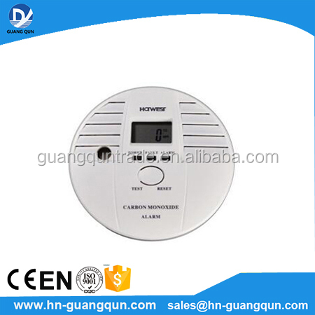 Professional Venus Carbon Monoxide Aalarm/alarm systems with backing-support