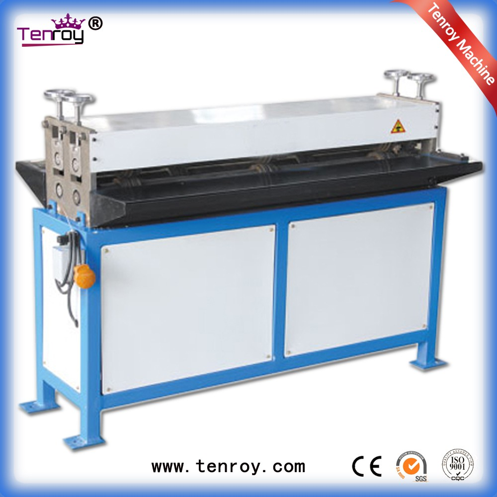 Tenroy fiberglass air conditioning ducting,corrugated optic duct,combination machine