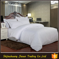 Cheap luxury hotel stripe bed linen bed sheets
