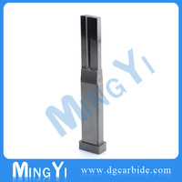 2016 new product Tungsten Carbide oblate shape 4mm step punch