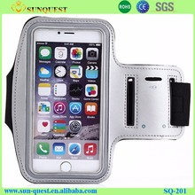 Sports Gym Armband Cover Jogging Cycling Running Arm Holder Case 5.5 inch mobile phones running armband