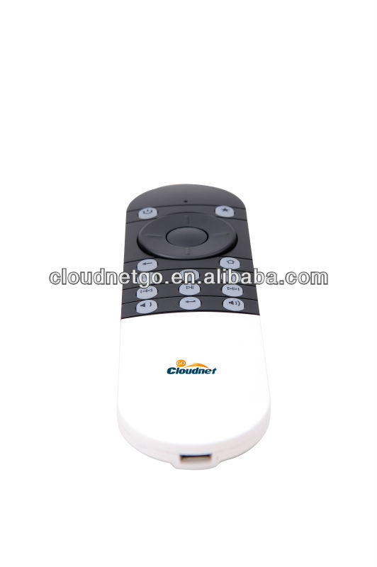 RC1,Mini 3D wireless Android air mouse for PC/Smart TV