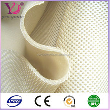 3d air spacer mesh fabric for athletic shoe raw material