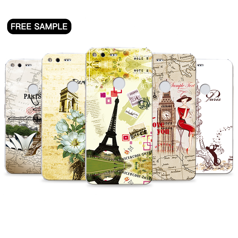 free sample Colorful printing phone case for google pixel dropshipping for all customers L/C payment