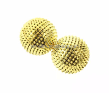 4.7cm Gold Relief and Deep Tissue Acupressure Relief Acupuncture Balls