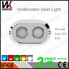 IP 68 120W cheap price underwater boat led light wireless pool light hot sale boat accessories