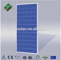 OEM 250W poly solar panel high efficiency poly solar panel 250W cheap price and high quality