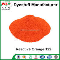Reactive Orange 122/Reactive Dyes Orange WRE chemicals price list