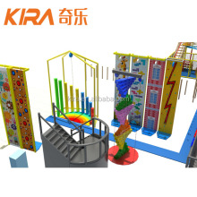 Commercial Used Kids Indoor Rock Climbing Wall