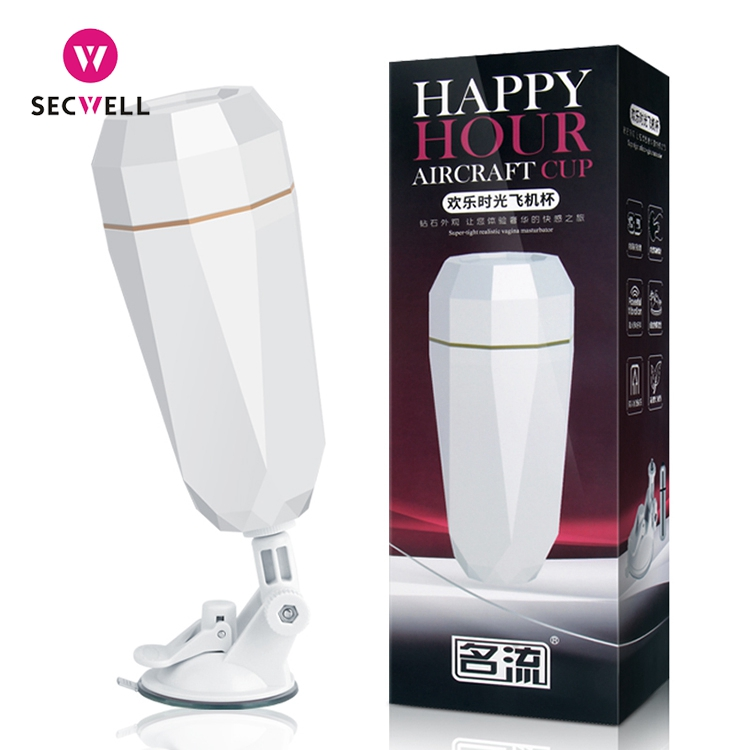 Real Skin Feeling Women Gay Boys Male Masturbation Cup,Hands-Free Masturbation Vagina Cup Sex Toy For Men