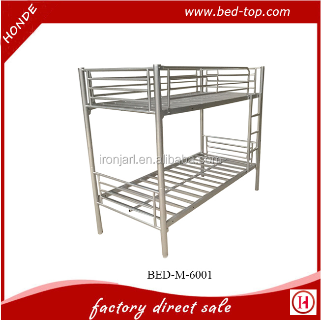Durable Commercial Dormitory Metal Up Down Bed Y