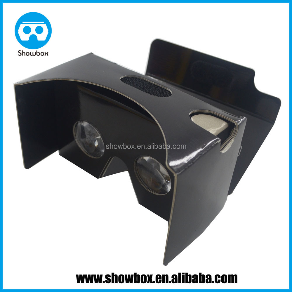google cardboard game android 3d googles virtual reality glasses for sale