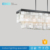 Shell Crystal Chandelier Ceiling Fixture Lighting Pendant Lamp Light 2105423