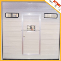 automatic sectional garage door,38mm,40mm,50mm panels