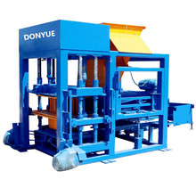 QT4-15S hollow brick making machine