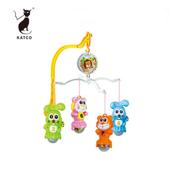 Hot Sales High Quality Wholesale Best Baby Gift Early Childhood Educational 0-3 years Baby Bed Bell