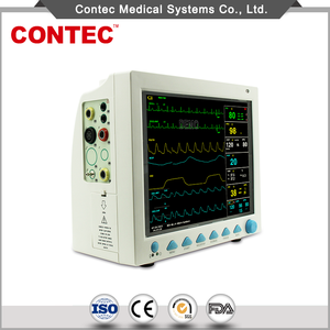 Real manufacturer CONTEC CE FDA hospital ICU cheap patient monitor