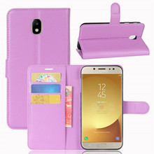 Bulk buy from chinabookstyle leather wallet mobile phone cover full flip case for samsung galaxy J7 PRO
