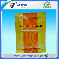 Vitamin B premix for sheep goat cattle rabbit horse