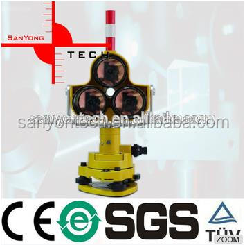 SPS30-Y Optical Reflecting Prism Group Used with Sokkia/Topcon/Pentax/Nikon Instruments