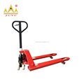 Hand Pallet Truck Nylon Wheel Integrated AC Pump